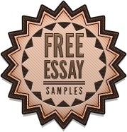 Free essay samples